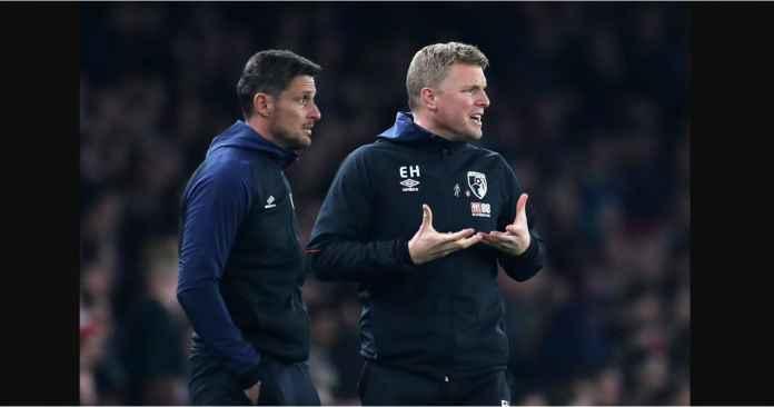 Pelatih Bournemouth Sibuk Teriak-teriak, Eh Gigi Palsunya Copot!
