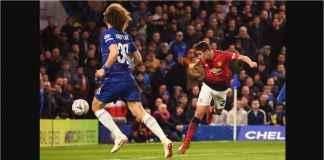 Manchester United Unggul Dua Gol Atas Chelsea