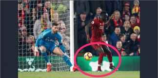 Gol Kedua Liverpool vs Watford Kamu Itu Jahat Banget, Sadio Mane!