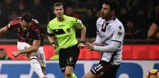 Hasil AC Milan vs Cagliari, Liga Italia pekan ke-23