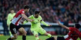 Hasil Athletic Bilbao vs Barcelona di Liga Spanyol pekan ke-23