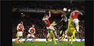 Arsenal Habisi Borisov 3-0, Agregat 3-1, Lolos 16 Besar Liga Europa!