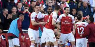 Hasil Arsenal vs Southampton - Hasil Liga Inggris