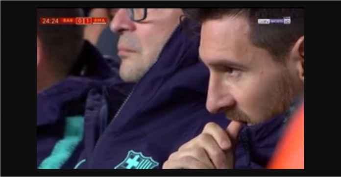 Hasil Barcelona vs Real Madrid Skor 1-1, Lionel Messi Gagal Menangkan Barca