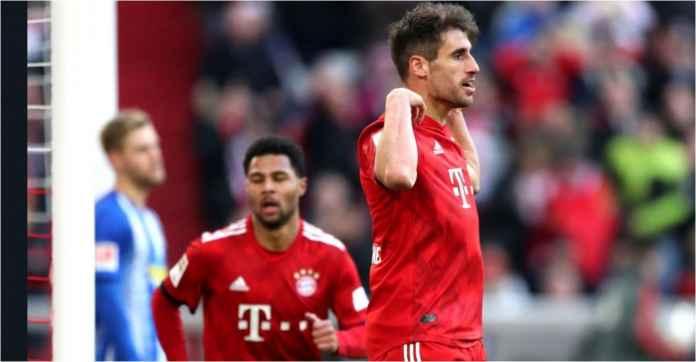 Berita Bayern Munchen Menang 1-0, Mantan Manchester City Kartu Merah!