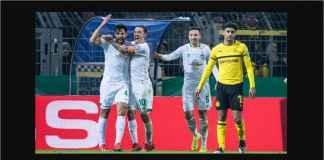 Borussia Dortmund Tersingkir Dari DFB Pokal