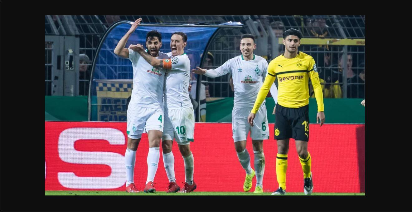 Borussia Dortmund Tersingkir Dari DFB Pokal - Gilabola.com