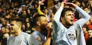 Hasil Celta Vigo vs Sevilla, Liga Spanyol