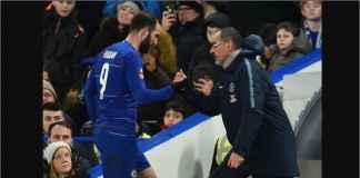 Dikunci Satu Jam, Chelsea Menang 4-0 Atas Huddersfield