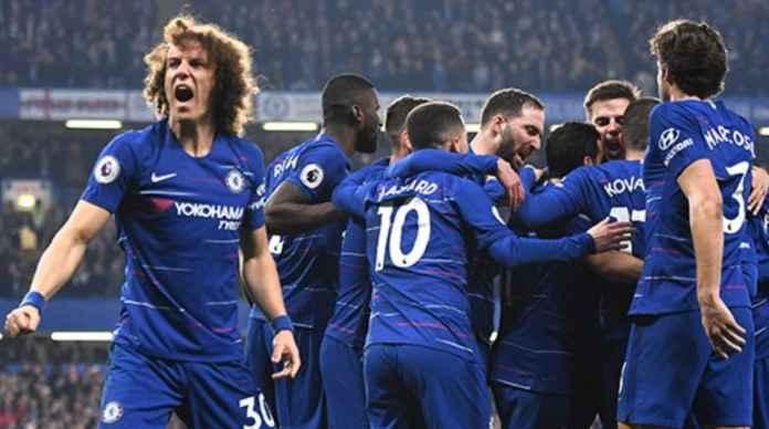 Hasil Chelsea vs Tottenham Hotspur di Liga Inggris pekan ke-28