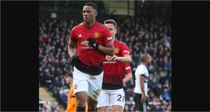 Hasil Fulham vs Manchester United: Setan Merah Cambuk Chelsea Keluar