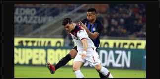 Celaka! Inter Milan Kalah Dari Tim Degradasi, Bologna