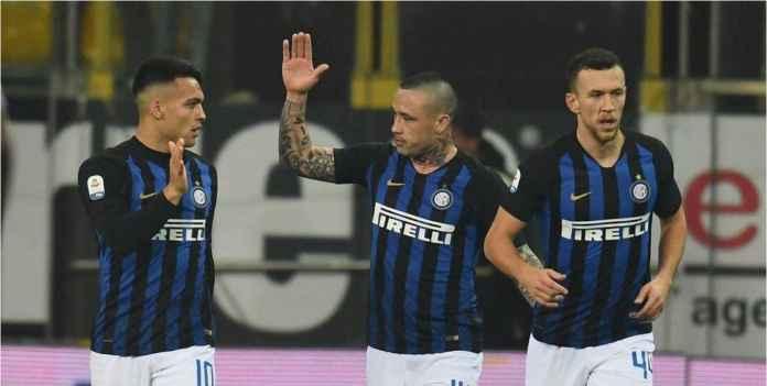 Hasil Pertandingan Inter Milan vs Sampdoria, Skor 2-1