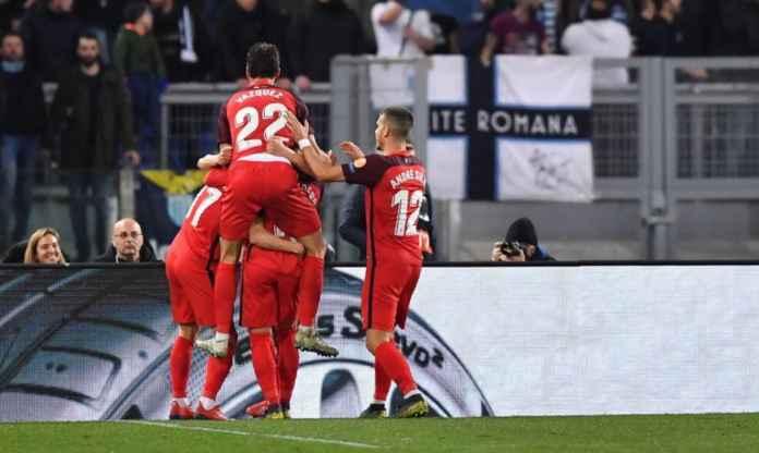 Hasil Lazio vs Sevilla di Liga Europa babak 32 besar leg pertama