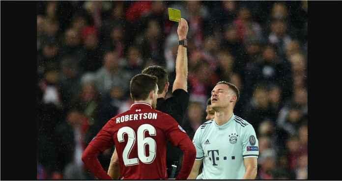 Hasil Pertandingan Liverpool vs Bayern Munchen, Skor 0-0