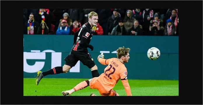 Hasil Liga Jerman: Bayer Leverkusen Dekati Empat Besar, Kalahkan Mainz 05