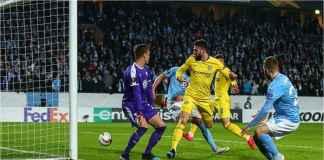 Hasil Liga Europa: Malmo vs Chelsea, Skor Akhir 1-2