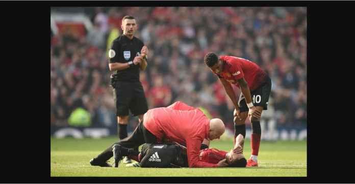 Hasil Manchester United vs Liverpool, Skor Akhir 0-0