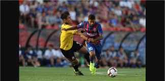 Hasil Newcastle Jets vs Persija Jakarta Skor Akhir 3-1