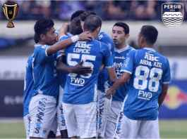 Persib Bandung Vs Persiwa Wamena