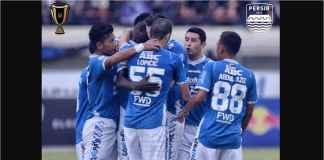 Hasil Persib Bandung vs Persiwa Wamena, Hujan Tujuh Gol!