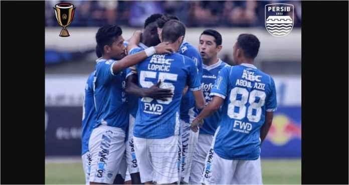 Jadwal Persib Vs Persiwa: Hasil Persib Bandung Vs Persiwa Wamena, Hujan Tujuh Gol