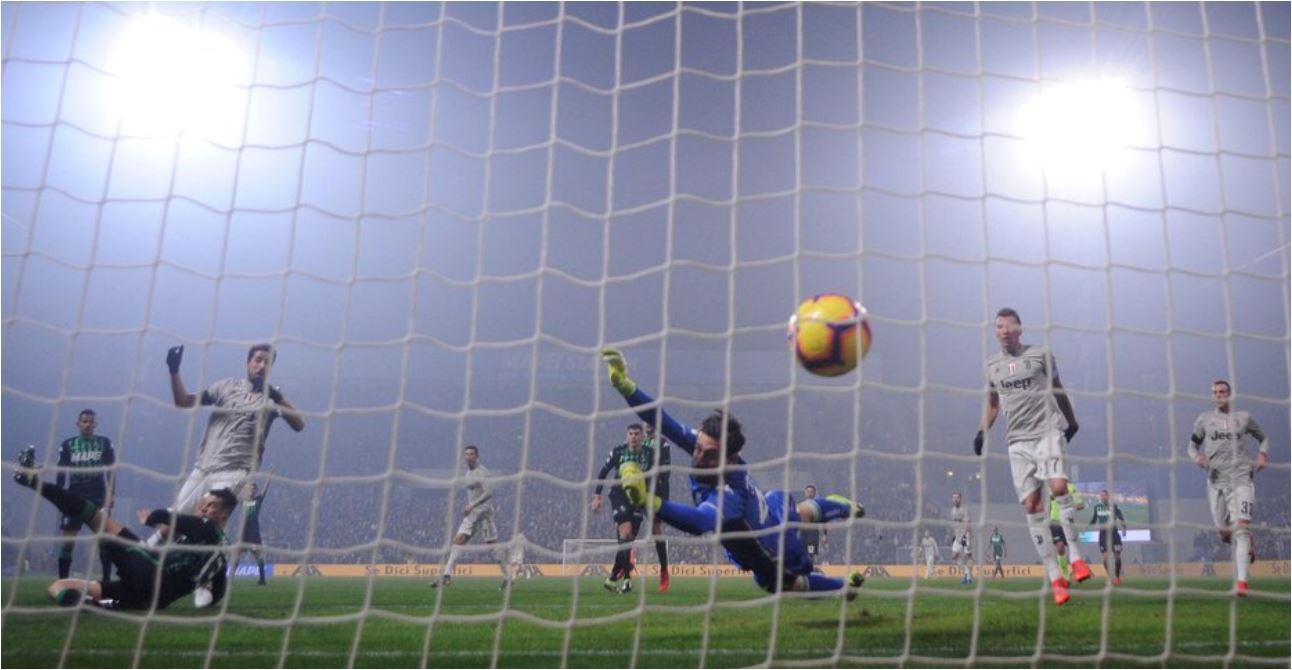 Sassuolo Vs Juventus: Hasil Sassuolo Vs Juventus 0-3, Ronaldo Sumbang Satu Gol