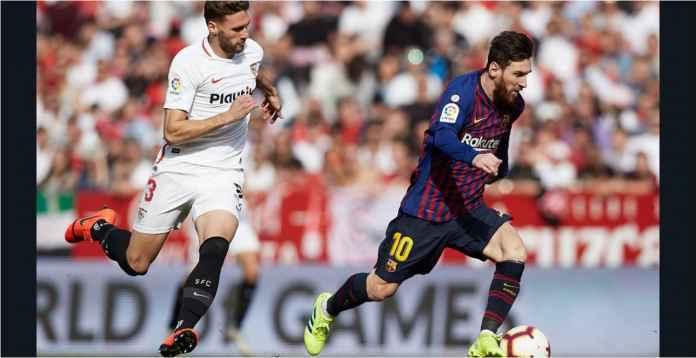 Berita Sevilla Dua Kali Unggul lebih Dulu, Dibalas Empat Kali Oleh Barcelona