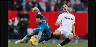 Hasil Sevilla vs Eibar 2-2, Pembunuh Real Madrid Itu Gagal Beraksi!
