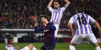 Hasil pertandingan Barcelona vs Real Valladolid di Liga Spanyol pekan ke-24