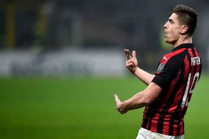 Hasil pertandingan antara Atalanta vs AC Milan di Liga Italia pekan ke-24
