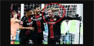 Perkenalkan Julian Brandt, Dua Gol Dua Assist Untuk Bayer Leverkusen Tadi Malam