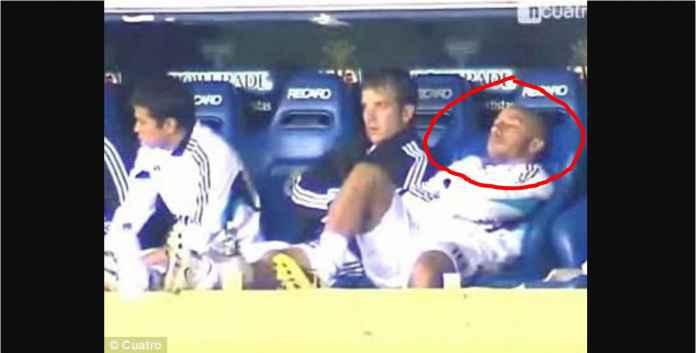 Salah Transfer Real Madrid, Pemain Ini Cuma Ngorok di Bangku Cadangan