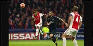 Hasil Pertandingan Ajax vs Real Madrid Skor 1-2, Gol Indah Benzema!