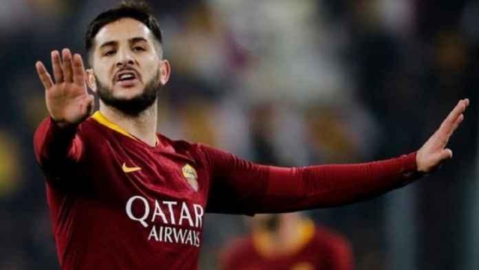 Roma Kembali Diperkuat Kostas Manolas Jelang Bertemu Porto