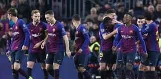 Lyon vs Barcelona: Tuan Rumah Kerap Menyulitkan Tim-tim Besar
