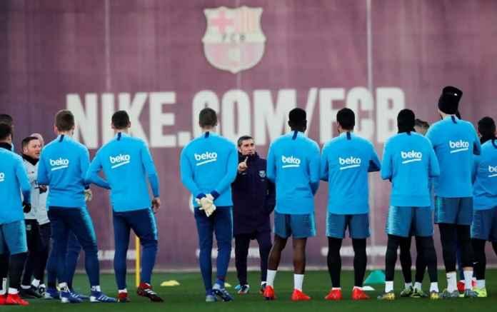 Lyon vs Barcelona: Valverde Belajar dari Roma