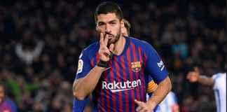Luis Suarez Tekad Akhiri Paceklik Gol Saat Barcelona Tandang ke Lyon