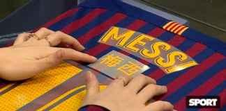 Barcelona Siapkan Jersey Khusus Saat Menjamu Real Madrid