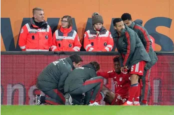 Bayern Munchen Kehilangan Kingsley Coman Jelang Tandang ke Liverpool