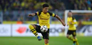 Borussia Dortmund Nyaris Tanpa Jadon Sancho Gara-gara Paspor