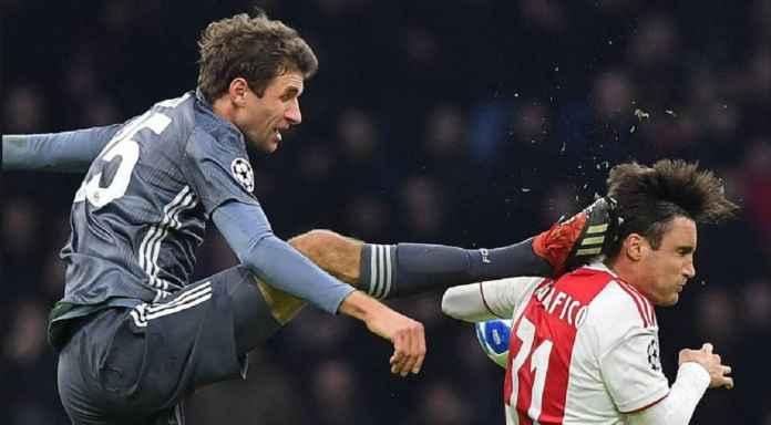 Bayern Munchen Tanpa Thomas Muller Saat Hadapi Liverpool