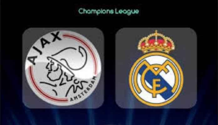 Real Madrid, Hati-hati! Ajax Sangat Kuat di Kandang Sendiri