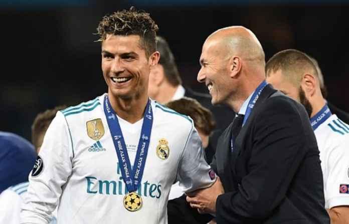 Cristiano Ronaldo Raja Madrid, Tapi Kepergian Zidane Berdampak Lebih Besar