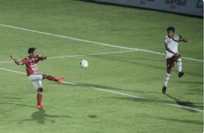 Hasil Bali United vs Blitar United, Skor 4-0