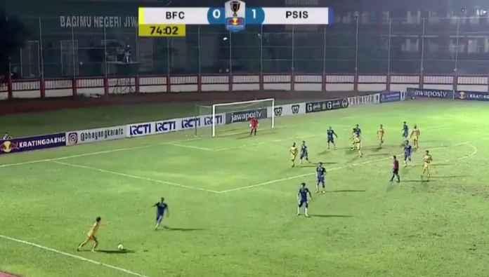 Hasil Pertandingan Bhayangkara FC vs PSIS Semarang, Skor 1-1