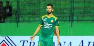 Persebaya Surabaya Bajak Manuchekhr Dzhalilov dari Sriwijaya FC