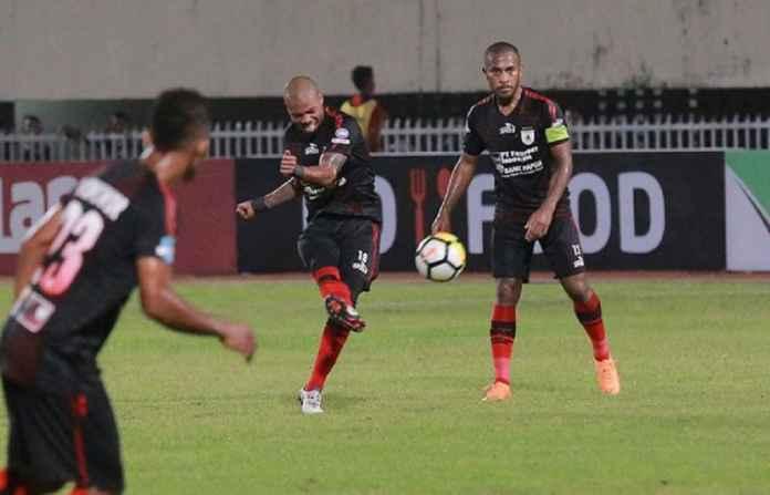Persipura Jayapura Tunggu Kedatangan 3 Pemain Asal Brasil