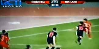 Hasil Indonesia vs Thailand Skor 2-1, Final Piala AFF U22