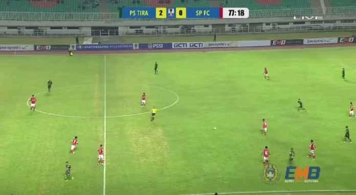 Hasil Tira Persikabo vs Semen Padang, Skor 2-0